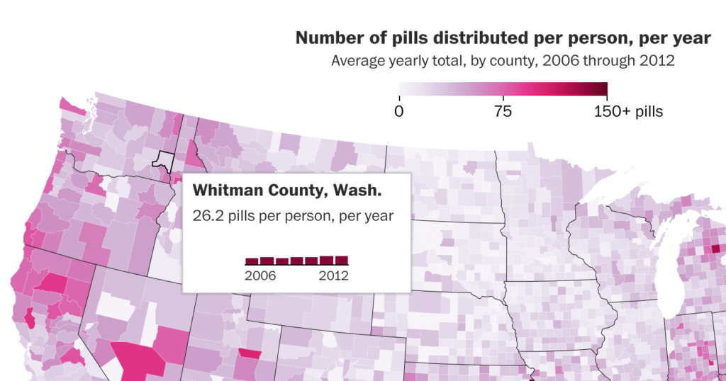 Data shows Colfax pharmacy moved most painkillers, offers